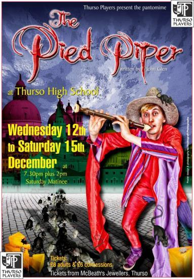 Photograph of Pied Piper Panto - Thurso Players