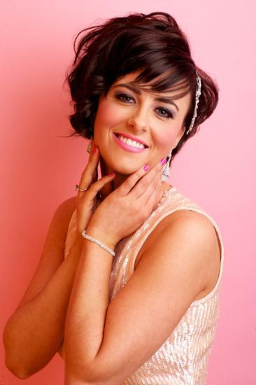 Photograph of LISA McHugh is set for a Big Homecoming Concert Tour