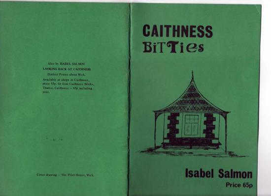 Photograph of Caithness Bitties by Isabel Salmon