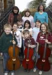 Thumbnail for article : Young Caithness Cellists Join 70 Others