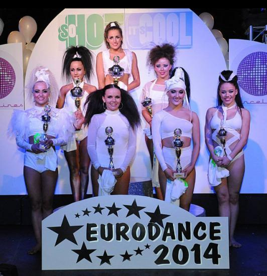 Photograph of Local Dance Instructor's Daughter Does Well At Euro Dance