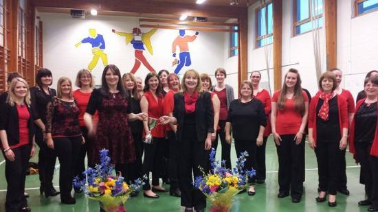 Photograph of Join A Choir In Caithness With Rising Success