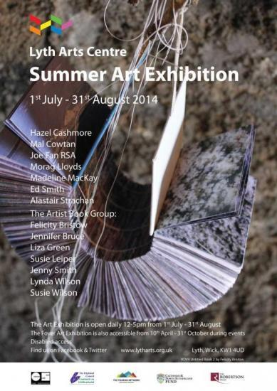 Photograph of Last Few Days Of Lyth Summer Art Exhibition