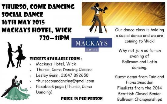 Photograph of Come Dancing - Thurso Group Social Dance In Wick