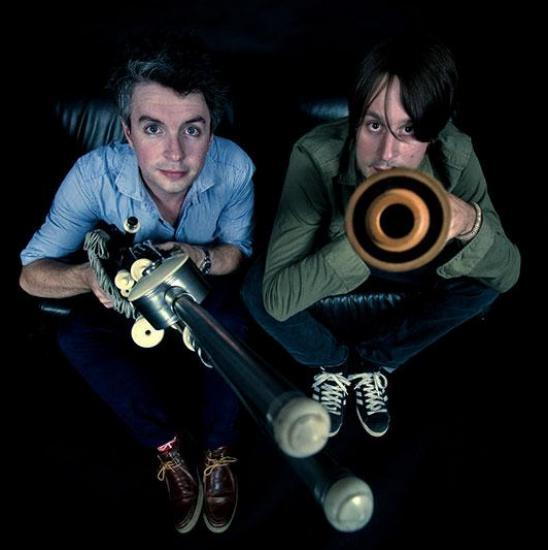 Photograph of Free Youth Music Workshop to Coincide With Ross Ainslie & Jarlath Henderson Show