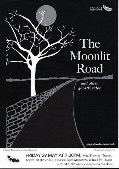 Photograph of The Moonlit Road And Other Ghostly Tales