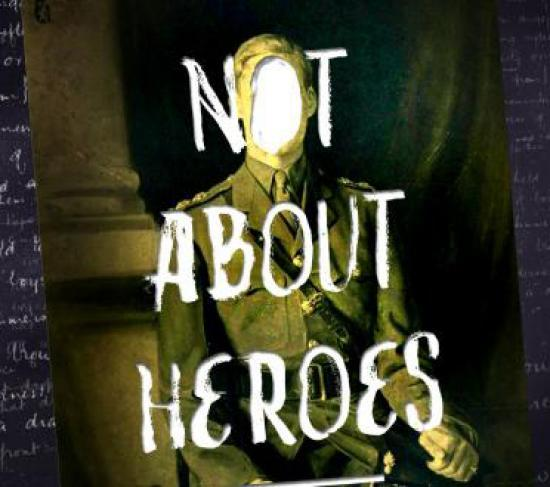 Photograph of EDEN COURT THEATRE PRESENTS 'NOT ABOUT HEROES'