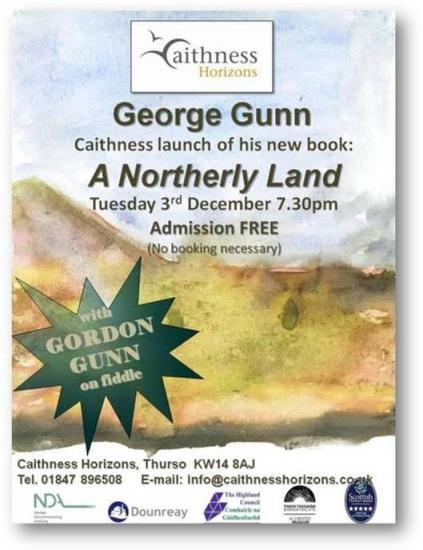 Photograph of A Northerly Land - Book Launch