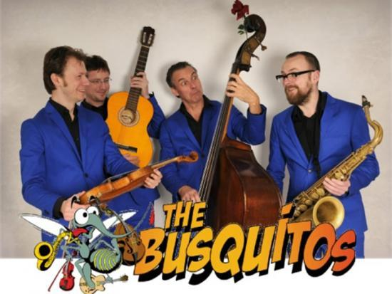 Photograph of THE BUSQUITOS - FAMILY SHOW