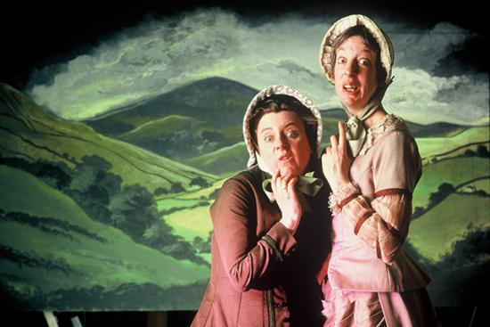 Photograph of Withering Looks  - A comedy at Mill Theatre, Thurso