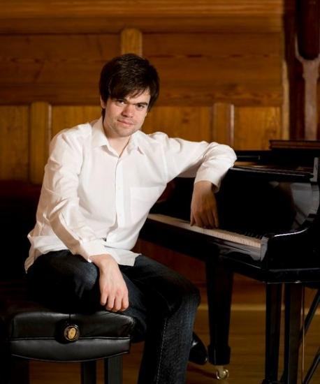 Photograph of CHRISTOPHER GUILD - PIANO RECITAL AUGUST 19