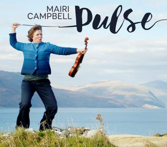 Photograph of MAIRI CAMPBELL: PULSE (THE PLAY) and CONCERT