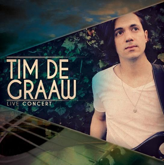 Photograph of TIM DE GRAAW - LYTH ARTS CENTRE 21st October 2016