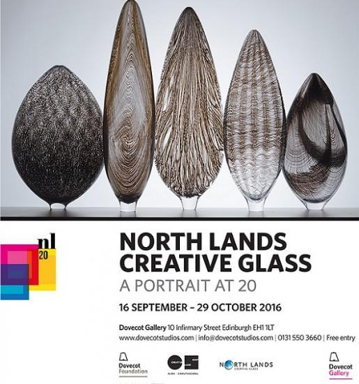 Photograph of Potrait At 20 - Northlands Creative Glass In Edinburgh