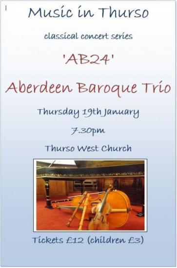 Photograph of Music In Thurso - Ab24