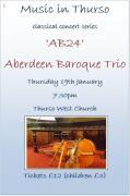 Thumbnail for article : Music In Thurso - Ab24
