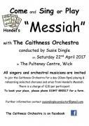 Thumbnail for article : Come and Sing/play Handels Messiah