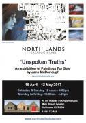 Thumbnail for article : Unspoken Truths Until 12th May 2017 At Northlands Glass
