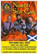 Thumbnail for article : North Sea Gas Concert