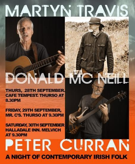 Photograph of Live Music in North on 28th - 30th Sept