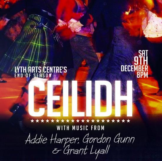Photograph of Lyth Arts - End of Season CEILIDH