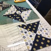 Thumbnail for article : Fat Quarter Quilters - Show And Tell