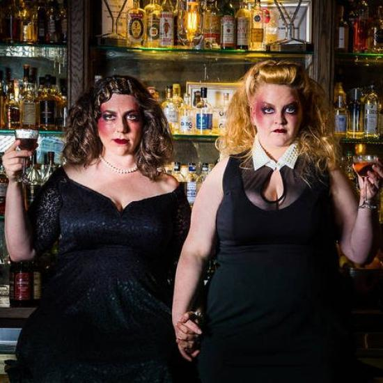 Photograph of Mother's Ruin: A Cabaret About Gin