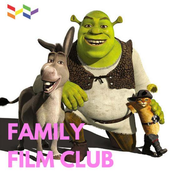 Photograph of Family Film Club 29/4/2018
