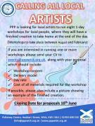 Thumbnail for article : Calling Local Artists - Contract For Art Workshops