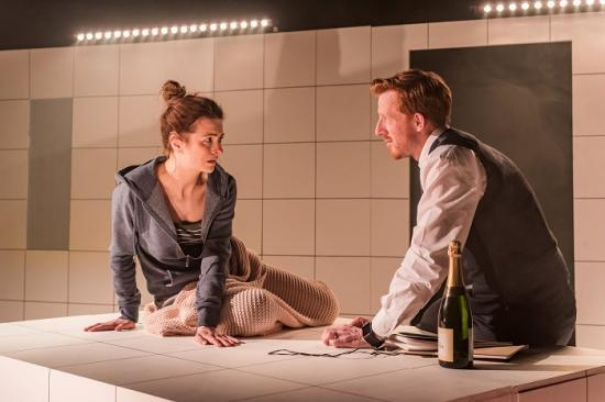 Photograph of SHATTERED - A NEW PLAY BY LISA NICOLL