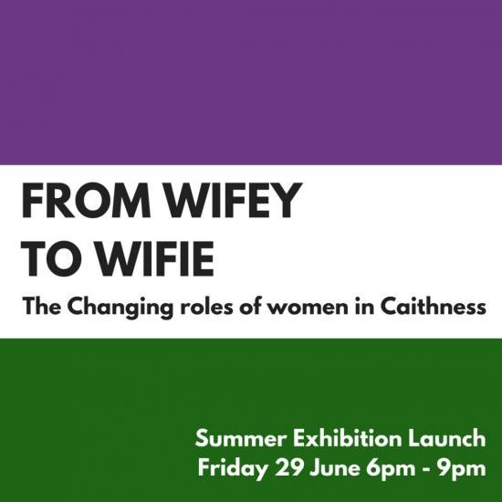 Photograph of Wifie To Wifie June 29, 2018 -Lyth Arts summer Exhibition Launch