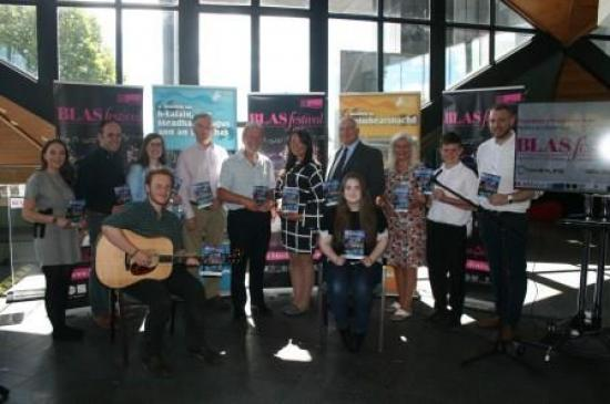 Photograph of Blas Festival Launches Programme Which Showcases Young Talent