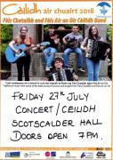Thumbnail for article : Feis Chataibh young musicians - Concert Ceilidh