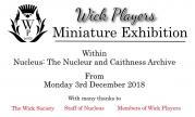 Thumbnail for article : Wick Players - Mini Exhibition