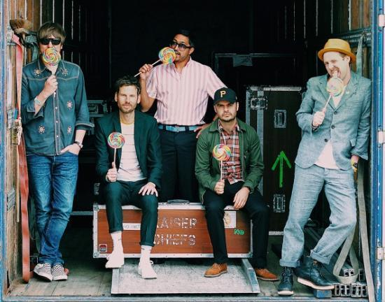 Photograph of Kaiser Chiefs Announce Inverness Concert