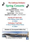 Thumbnail for article : Caithness Orchestra Spring Concerts