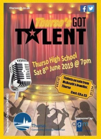 Photograph of Thurso's Got Talent
