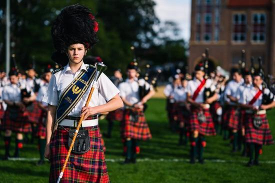 Photograph of Piping Inverness - 8 Australian Bands Sign Up For European Pipe Band Championships