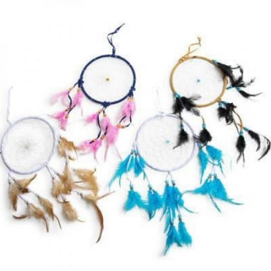 Photograph of Make Your Own Dreamcatchers
