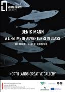 Thumbnail for article : A Life Time of Adventures in Glass - solo exhibition by Denis Mann