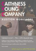 Thumbnail for article : Caithness Young Company Audition Workshops