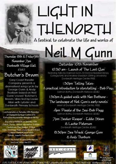 Photograph of LIGHT IN THE NORTH - a Celebration of the Life and Work of Neil M. Gunn