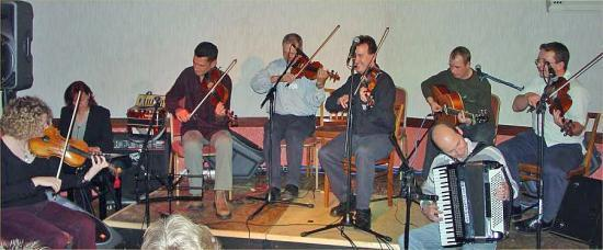 Photograph of Traditional Scottish Music Workshop Evening Concert Sets The Mood For The Future