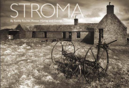 Photograph of STROMA, book launch at Caithness Horizons