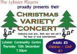 Thumbnail for article : Lybster Players Christmas Concert 2005  - Cancelled Due To Illness
