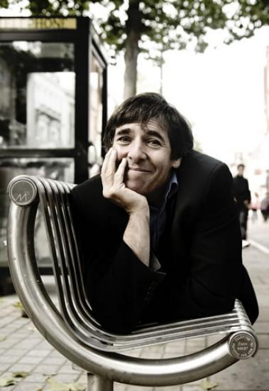 Photograph of Mark Steel's In Town
